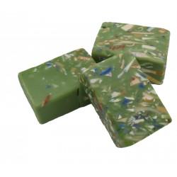 Green Mosaic Avocado Soap