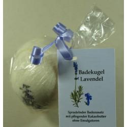 Lavender Bathbomb