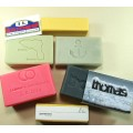 Custom made soaps