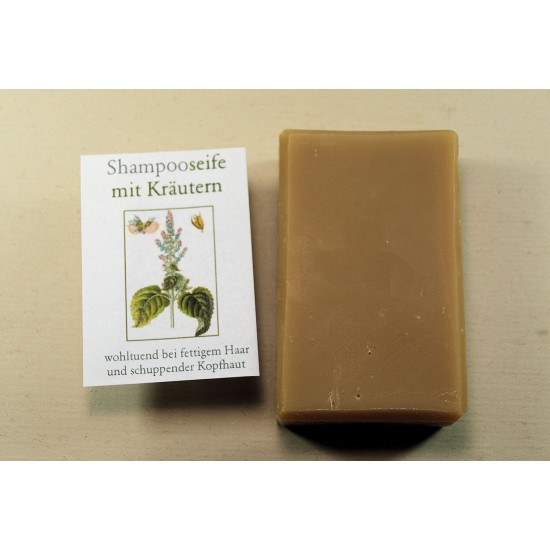 Shampoo Soap with Herbs