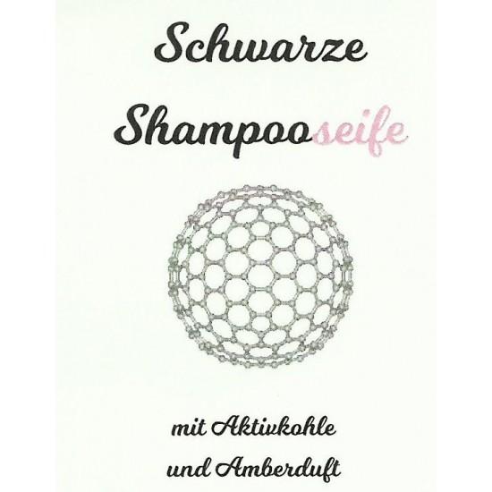 Black Shampoo Soap